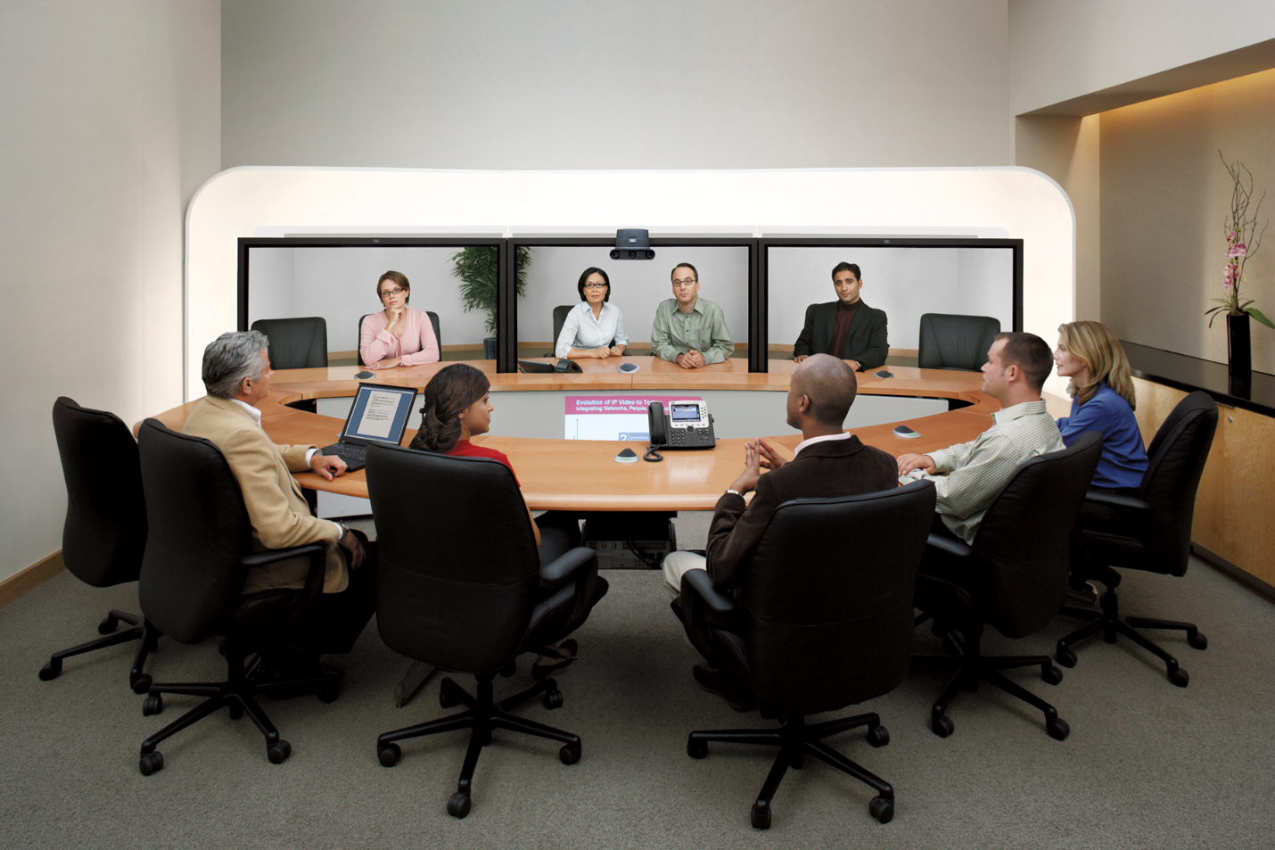 an introduction to the desktop videoconferencing Video conferencing is becoming more important as a business tool as people work from more locations use video conferencing to bring people together, face-to-face, no matter where they are or what device they use collaboration solutions from cisco provide video conferencing on any device.